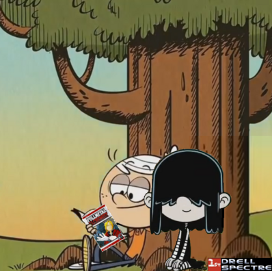 Summary -> Lincoln Loud Ghost Rider Chapter 1 A Loud House Fanfic