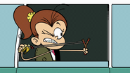 S2E11A Luan's slingshot with banana peel