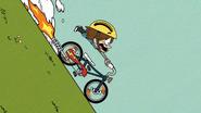 S2E12B Skippy riding his bike