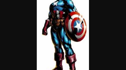 Marvel vs Capcom 3 OST Theme of Captain America (Full Version)