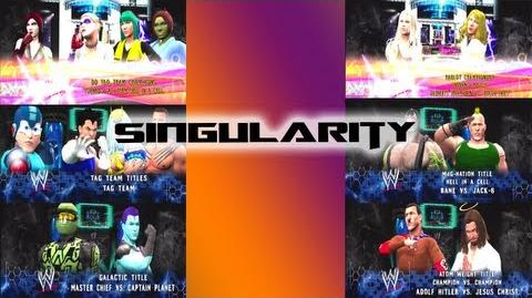 M4G-Nation PPV Event - Singularity August 4th, 2013
