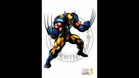 Marvel vs Capcom 3 - Theme of Wolverine