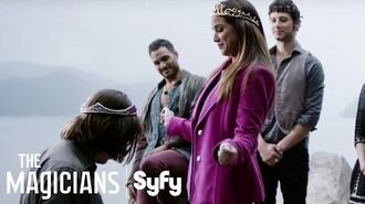 THE MAGICIANS Season 2 Premiere 'Crowning Ceremony' Syfy