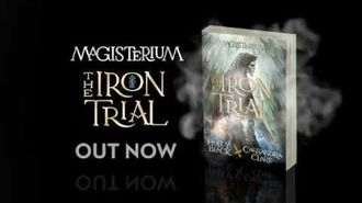 MAGISTERIUM THE IRON TRIAL Trailer by Holly Black and Cassandra Clare-0