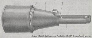 P6 soviet hand grenades