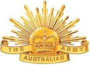 Australian Army Emblem