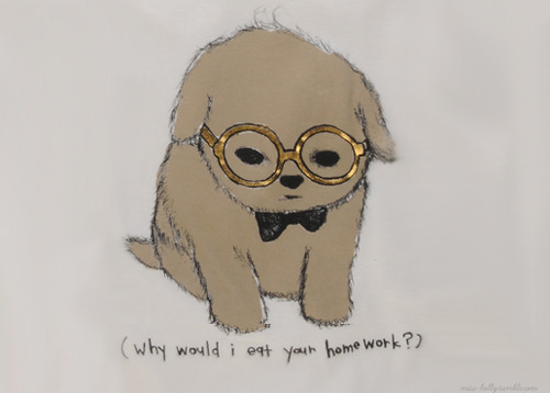 Image Art cute drawing illustration point taken puppy Favimcom