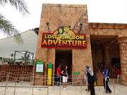 Legoland Lost Kingdom Adventure