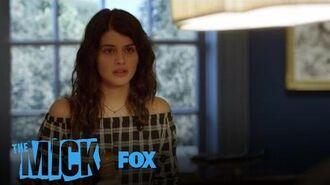 Sabrina Asks Chip For Help Season 1 Ep. 14 THE MICK