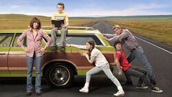 The middle 43 HD