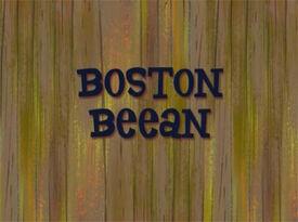 Bostonbeean title
