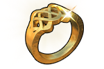Loot Gold Ring