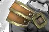 Loot Russet Chain Shoulders