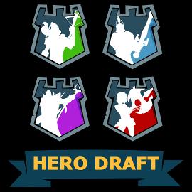 Hero Draft Logo