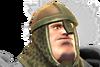 Loot Russet Halfplate Helm