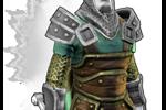 Loot Russet Halfplate Armor