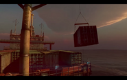 Ship in trailer