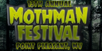 13th Annual Mothman Festival 2014