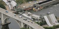 Mothman Sighting Before Minnesota Bridge Collapse 2007