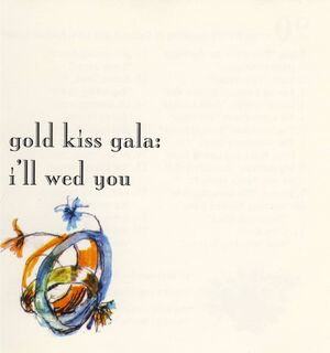 Gold Kiss Gala