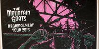 Regional Heat Tour 2015