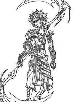 Sketch of tenkai