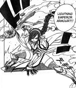 Lightning-armor