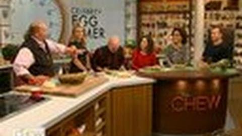 The Chew - Jami Plays Celebrity Egg Timer - The Chew
