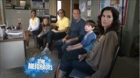 The Neighbors is next on Disney Channel LONG - Fa-La-La-Lidays HD 2012