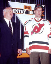 Scott niedermayer draft 1991