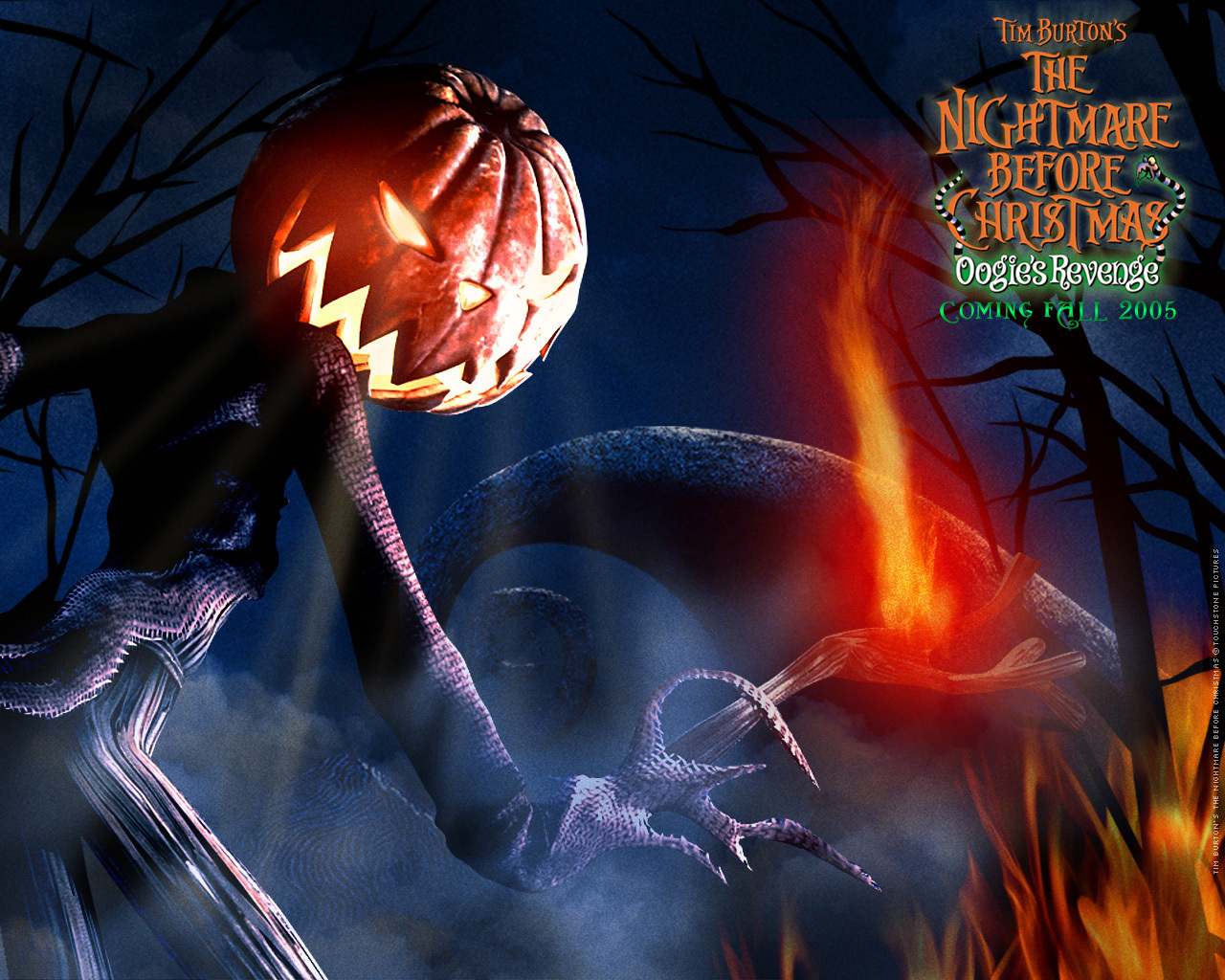 Pumpkin King | The Nightmare Before Christmas Wiki | FANDOM powered ...