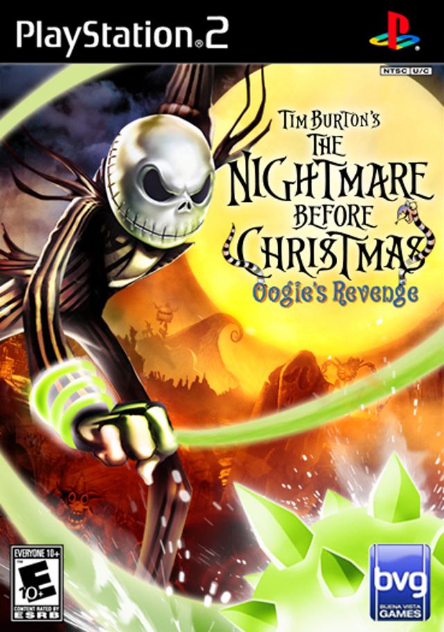 The Nightmare Before Christmas: Oogie's Revenge   The Nightmare ...