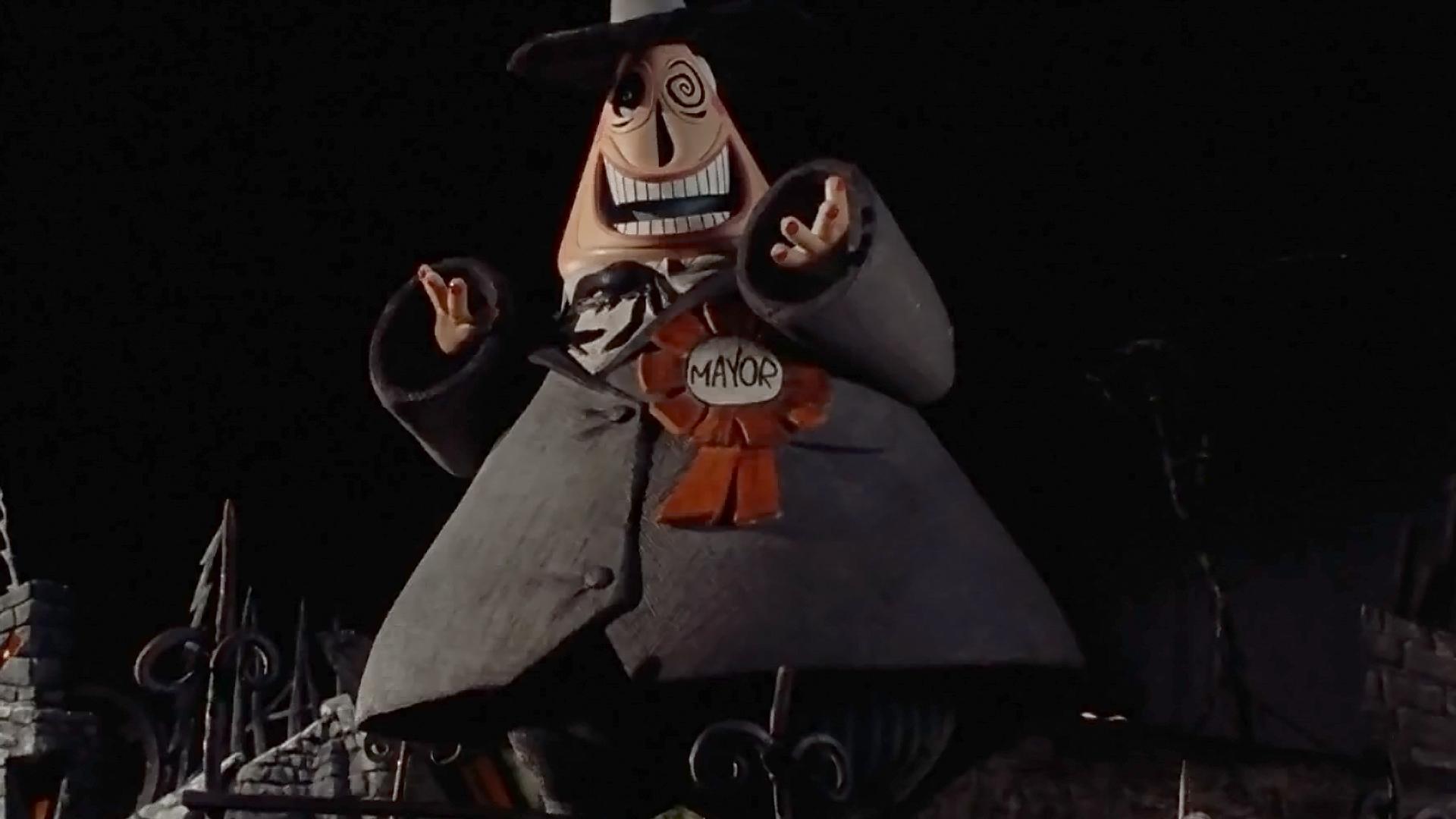Image - Mayor.jpg | The Nightmare Before Christmas Wiki | FANDOM ...