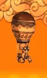 Hot air balloon highscore