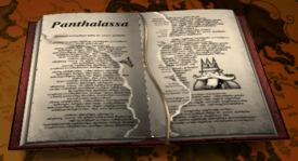 Panthalassa journal entry