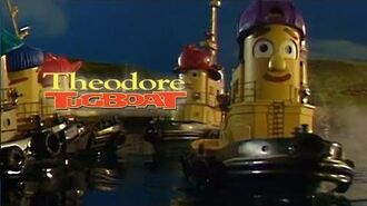 George Buzzes the Dock - Theodore Tugboat