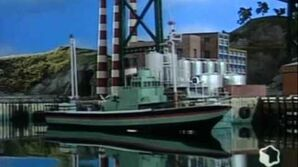 Theodore Tugboat The Great Harbour Clean-Up Contest
