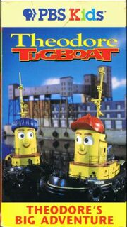 Theodore'sBigAdventureVHS
