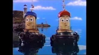 Theodore Tugboat-Theodore And The Hunt For Northumberland