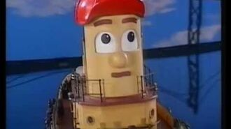 Theodore Tugboat - Theodore's Big Friend