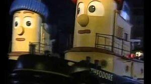 Bosse bogserbåt - Nattskiftet