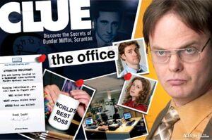 ClueTheOffice