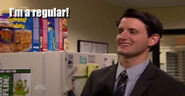 Zach woods gabe lewis the office