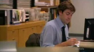 The Office -Jim's Funny Moments