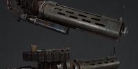 M86/FL Thermite Rifle