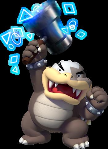 File:Morton Koopa Jr (New Super Mario Bros U).png