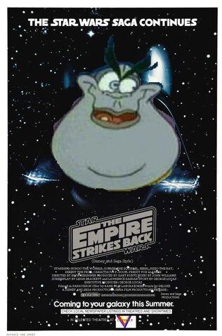 File:The Empire Strikes Back (Disney and Sega Style) Poster.jpg