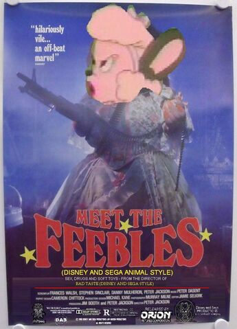 File:Meet the Feebles (Disney and Sega Animal Style) Poster.jpg