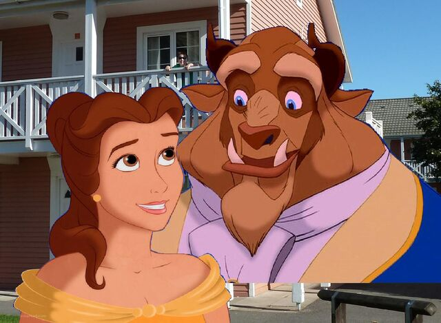 File:Belle and Beast Pictures 07.JPG
