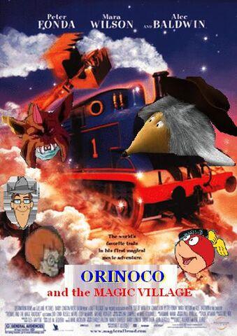 File:Orinoco and the Magic Village Poster.jpg